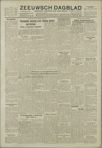 Zeeuwsch Dagblad 1949-04-21