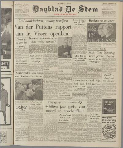 de Stem 1961-12-09