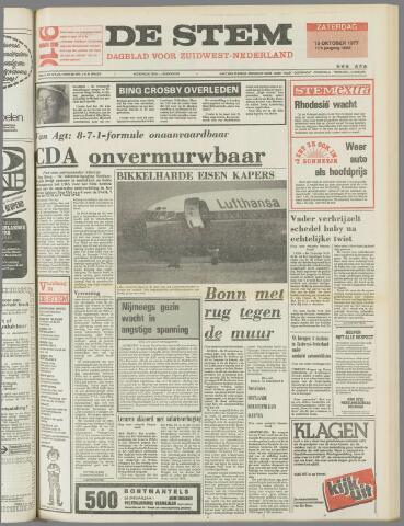 de Stem 1977-10-15