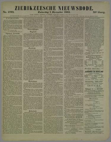Zierikzeesche Nieuwsbode 1882-12-02
