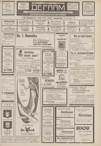 de Faam en de Faam/de Vlissinger 1961-05-05