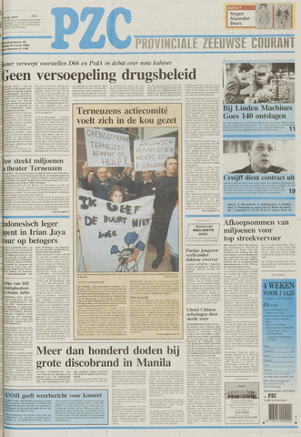 Provinciale Zeeuwse Courant 1996-03-19
