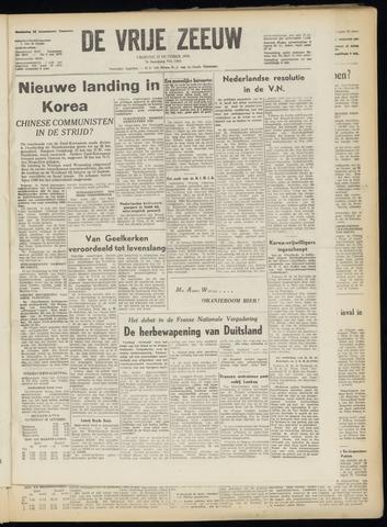 de Vrije Zeeuw 1950-10-27