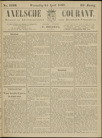 Axelsche Courant 1897-04-14