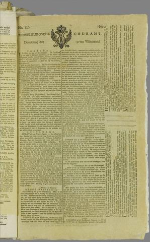 Middelburgsche Courant 1809-10-19
