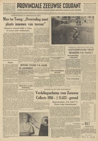 Provinciale Zeeuwse Courant 1957-06-19
