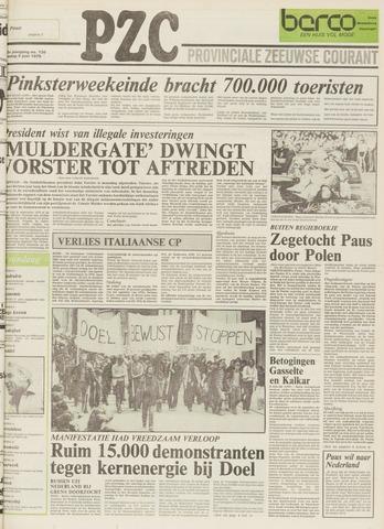 Provinciale Zeeuwse Courant 1979-06-05