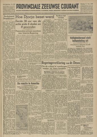 Provinciale Zeeuwse Courant 1948-12-21