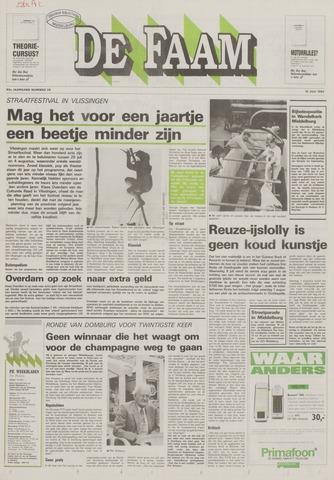 de Faam en de Faam/de Vlissinger 1992-07-15