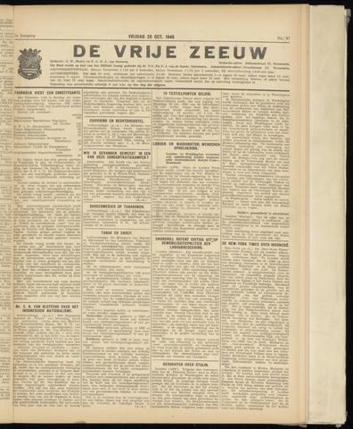 de Vrije Zeeuw 1945-10-26