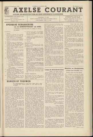 Axelsche Courant 1966-08-06