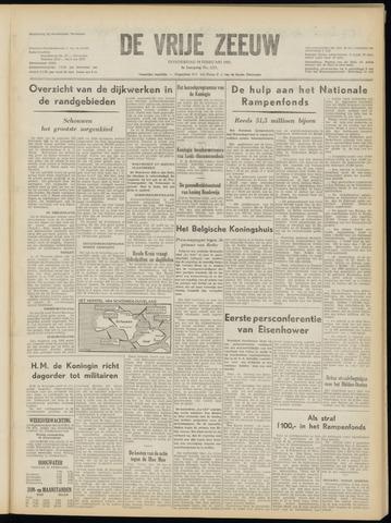 de Vrije Zeeuw 1953-02-19