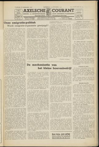 Axelsche Courant 1950-10-14