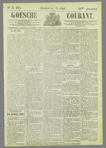 Goessche Courant 1913-06-19