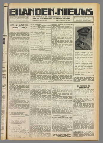Eilanden-nieuws. Christelijk streekblad op gereformeerde grondslag 1949-06-29