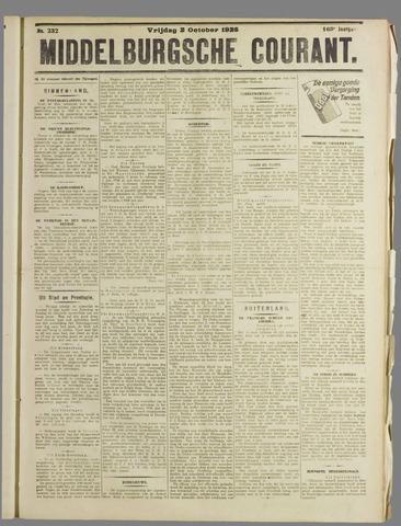 Middelburgsche Courant 1925-10-02