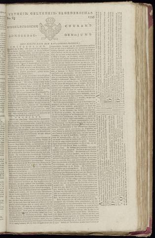Middelburgsche Courant 1795-06-11