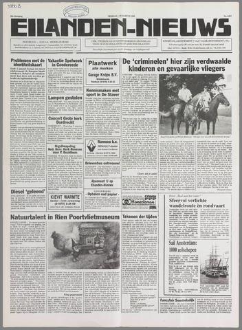 Eilanden-nieuws. Christelijk streekblad op gereformeerde grondslag 1995-08-04