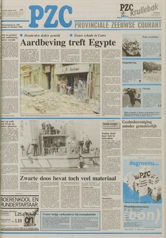 Provinciale Zeeuwse Courant 1992-10-13
