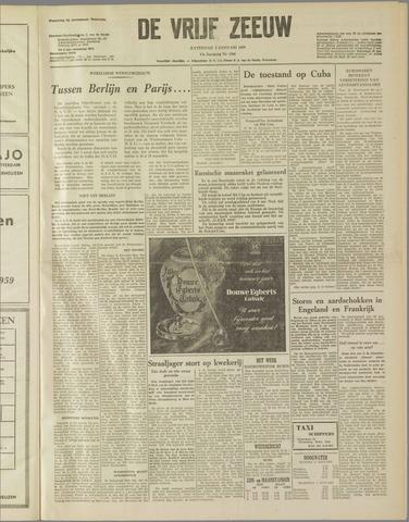 de Vrije Zeeuw 1959-01-03
