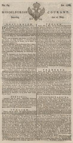Middelburgsche Courant 1768-05-28