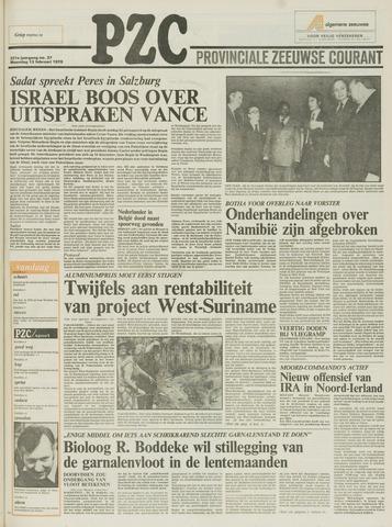 Provinciale Zeeuwse Courant 1978-02-13