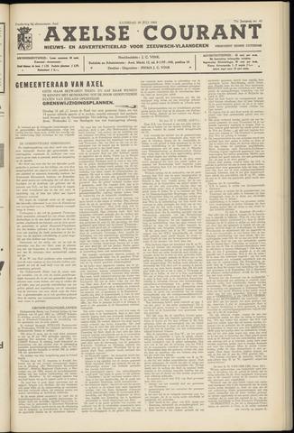Axelsche Courant 1963-07-20
