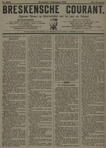 Breskensche Courant 1915-09-01