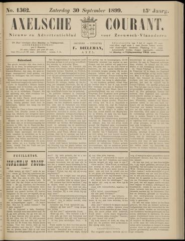 Axelsche Courant 1899-09-30