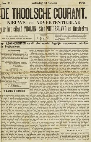 Ierseksche en Thoolsche Courant 1883-10-13
