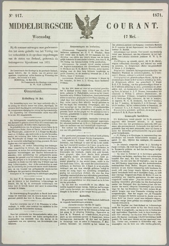 Middelburgsche Courant 1871-05-17