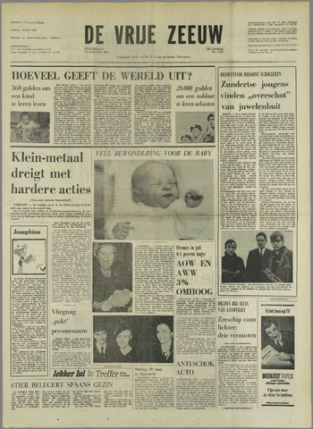de Vrije Zeeuw 1970-01-29