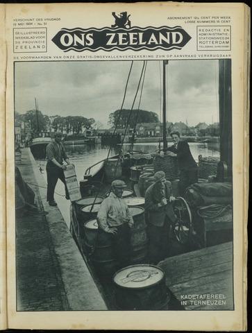 Ons Zeeland / Zeeuwsche editie 1934-05-18