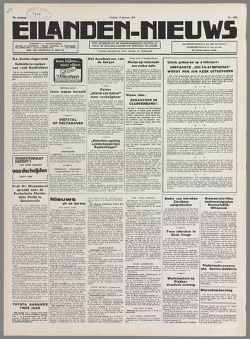 Eilanden-nieuws. Christelijk streekblad op gereformeerde grondslag 1978-01-10