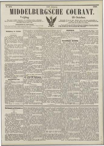 Middelburgsche Courant 1901-10-25