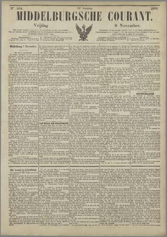 Middelburgsche Courant 1895-11-08