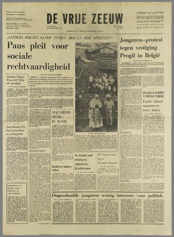 de Vrije Zeeuw 1970-11-30