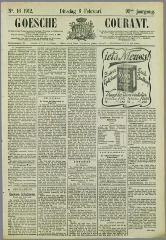 Goessche Courant 1912-02-06