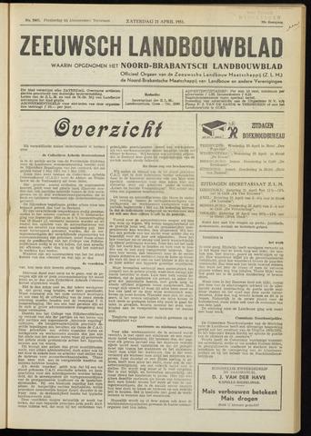 Zeeuwsch landbouwblad ... ZLM land- en tuinbouwblad 1951-04-21