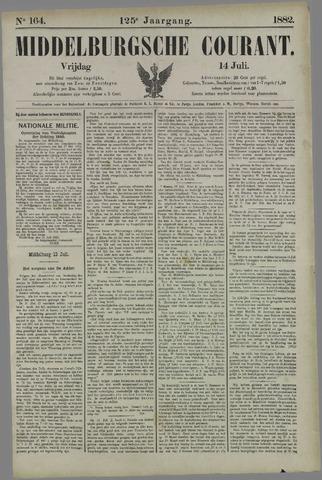 Middelburgsche Courant 1882-07-14