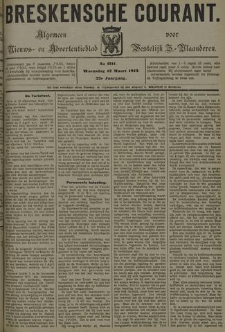 Breskensche Courant 1913-03-12