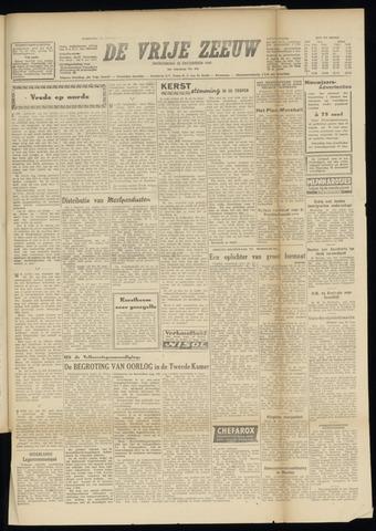 de Vrije Zeeuw 1947-12-24