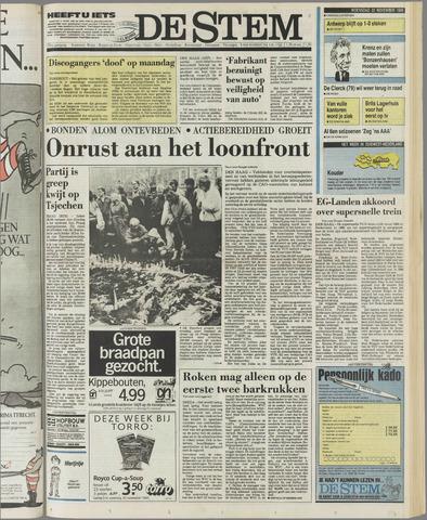 de Stem 1989-11-22
