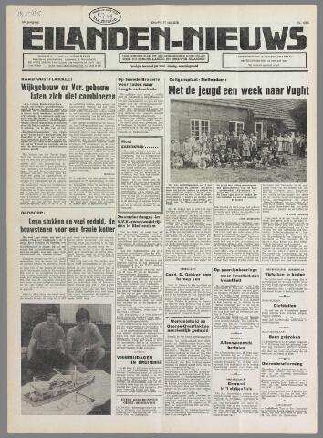 Eilanden-nieuws. Christelijk streekblad op gereformeerde grondslag 1979-07-17