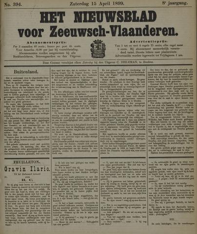 Nieuwsblad voor Zeeuwsch-Vlaanderen 1899-04-15