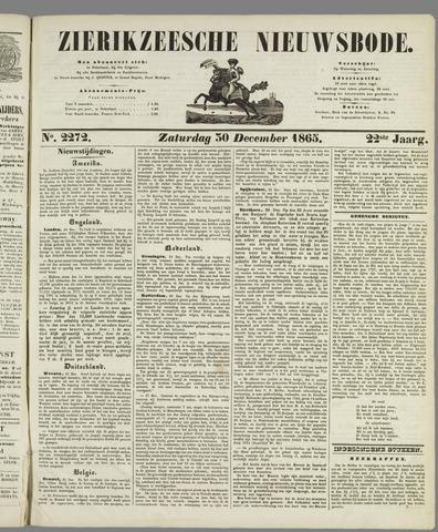 Zierikzeesche Nieuwsbode 1865-12-30