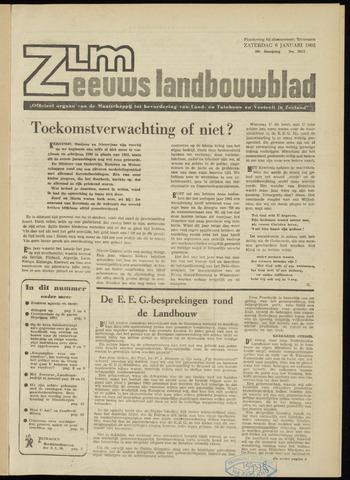 Zeeuwsch landbouwblad ... ZLM land- en tuinbouwblad 1962-01-06