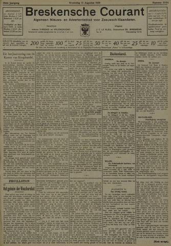 Breskensche Courant 1930-08-13