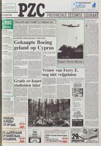 Provinciale Zeeuwse Courant 1988-04-09