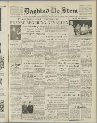 de Stem 1955-11-30